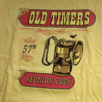 2006 OTR Short Sleeve Shirt Lemon - Product Image