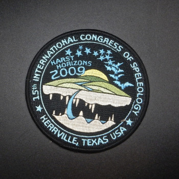2009 ICS Kerrville TX Patch (or pin) - Product Image