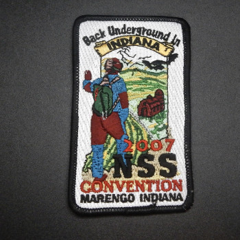 2007 NSS Convention Marengo IN Patch Patch (or pin) - Product Image