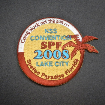 2008 NSS Convention Lake City FL Patch (or pin) - Product Image