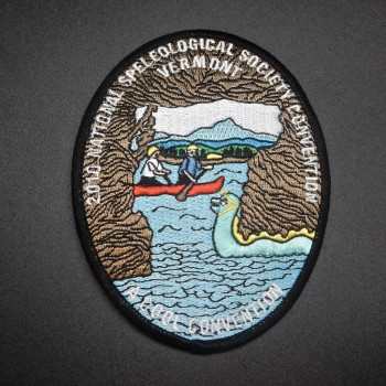 2010 NSS Convention VT Patch (or pin) - Product Image