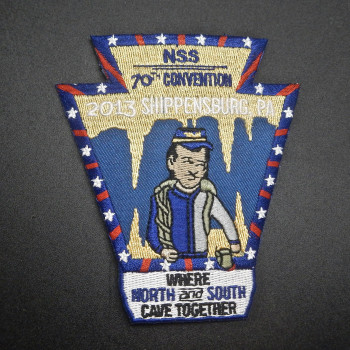 2013 NSS Convention Shippensburg PA Patch (or pin) - Product Image