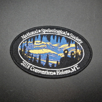 2018 NSS Convention Helena NM Patch (or pin) - Product Image