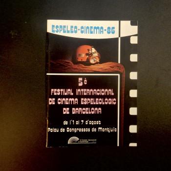 5th Festival International de Cinema Espeleologic de Barcelona - Product Image