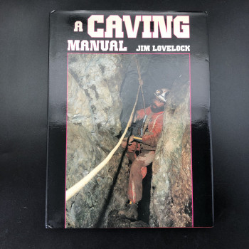 A Caving Manual by Jim Lovelock - Product Image