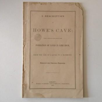 A Description Howe's Cave - Product Image