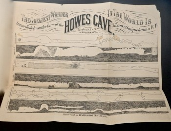 A Description of Howe's Cave;  (1865) - Product Image