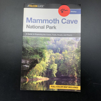 A FalconGuide to Mammoth Cave National Park - Product Image