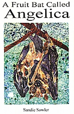 A Fruit Bat called Angelica - Product Image
