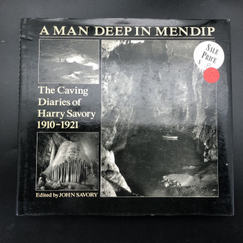A Man Deep In Mendip - Product Image