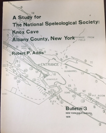 A Study For The NSS: Knox Cave - Product Image
