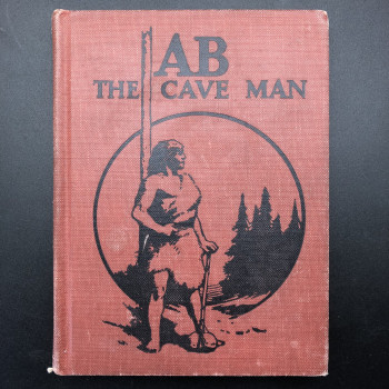 AB The Cave Man - Product Image