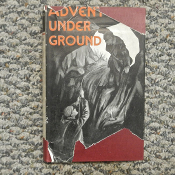 Adventure Underground by V.S.Wigmore and A.M.W. - Product Image