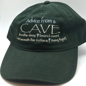 Advice From A Cave Cap - Product Image