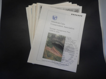 American Cave Conservation Association;  Several issues - Product Image