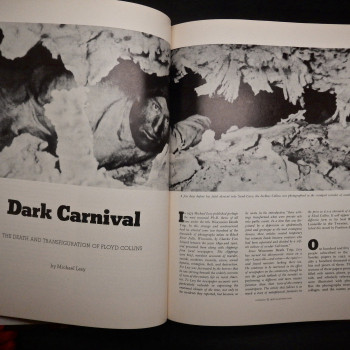 American Heritage, October 1976, Dark Carnival; The Death of Floyd Collins - Product Image