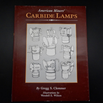 American Miners' Carbide  Lamps - Product Image