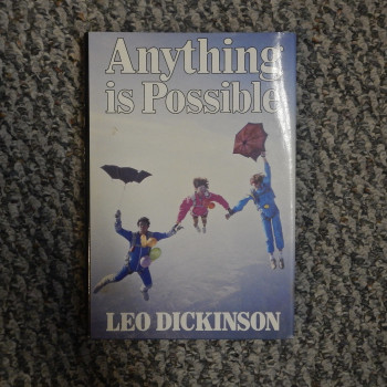 Anything is Possible by Leo Dickinson - Product Image