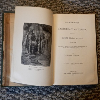 At Home And Abroad - Extracted Chapter On Mammoth Cave - Product Image