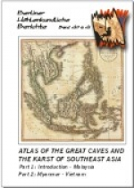 NFS Atlas of the Great Caves and the Karst of Southeast Asia, BHB Vols. 40, 41 REPLACED BY VOL 65&66 - Product Image