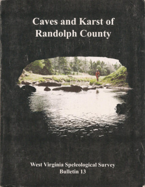 BULLETIN 13 -- Caves and Karst of Randolph - Product Image