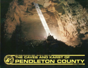 BULLETIN 15 -- Caves and Karst of Pendleton County - Product Image