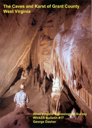 BULLETIN 17 -- Caves and Karst of Grant County, West Virginia - Product Image