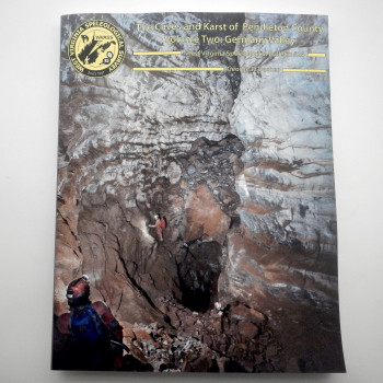BULLETIN 26     The Caves and Karst of Pendleton County Volume Two: Germany Valley - Product Image