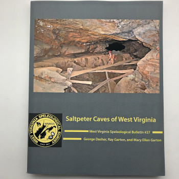 BULLETIN 27   The Saltpeter Caves of West Virginia  - Product Image