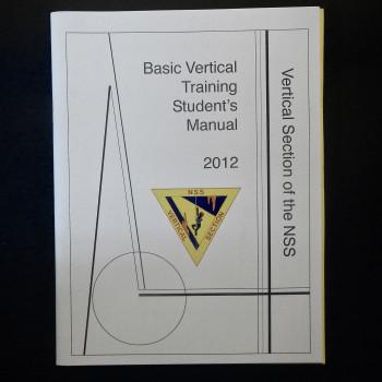 Basic Vertical Training Student's Manual , 2012 - Product Image