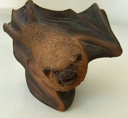 Bat In Flight Figure - Product Image