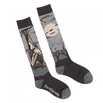 Bat Knee High Socks - Product Image