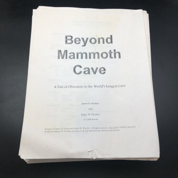 Beyond Mammoth Cave - Product Image