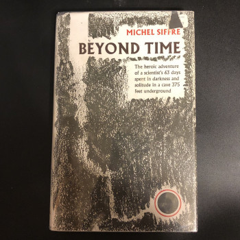 Beyond Time by Michel Siffre, 1965 London Edition - Product Image