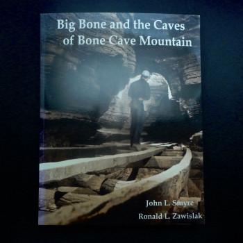 Big Bone and the Caves of Bone Cave Mountain by John Smyre 2007, (signed) - Product Image