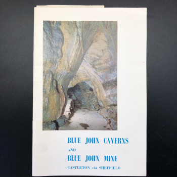 Blue John Caverns and Blue John Mike, - Product Image