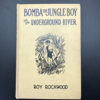 Bomba the Jungle Boy on the Underground River - Product Image