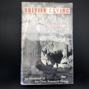 British Caving; An Introduction to Speleology - Product Image