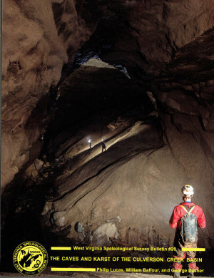 Bulletin 20 -- The Caves and Karst of the Culverson Creek Basin - Product Image