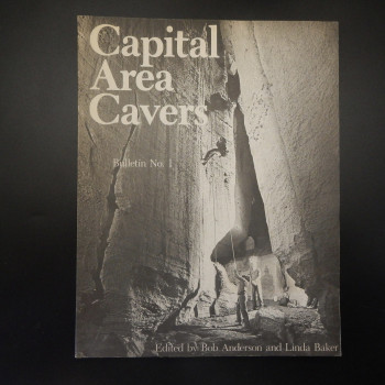 Capital Area Cavers Bulletin 1 - Product Image