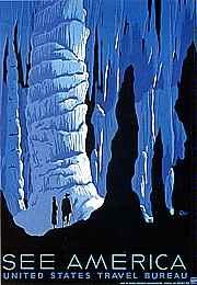 Carlsbad Cavern WPA - Product Image