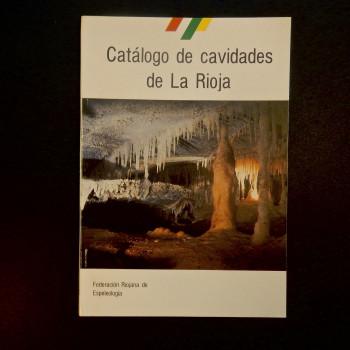 Catalogo de Cavidades de La Rioja - Product Image