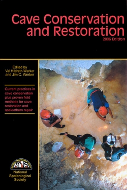 Cave Conservation and Restoration - Product Image