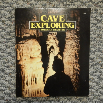 Cave Exploring by Robert J. Traister, PB, 1983 - Product Image