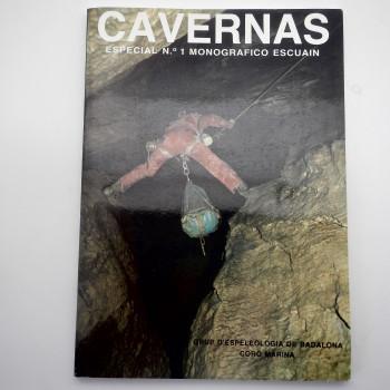 Cavernas; Especial N. 1 Monografico Escuain - Product Image