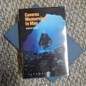 Caverns Measureless to Man by Sheck Exley, Boxed ed, #33 of 100  - Product Image