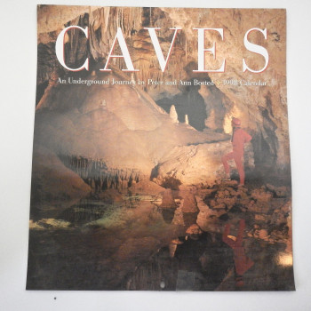 Caves: An Underground Journey by Peter and Ann Bosted, 1998 - Product Image