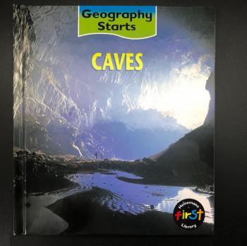 Caves; Geography Starts (NEW) - Product Image