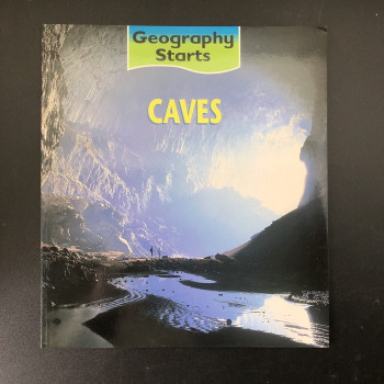 Caves: Geography Starts - Product Image