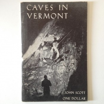 Caves In Vermont (1959) SOLD - Product Image
